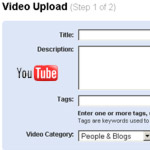 upload youtube perl