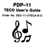 teco user's guide