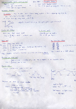 MIT Algorithms Lecture 1 Notes Thumbnail. Page 2 of 2.