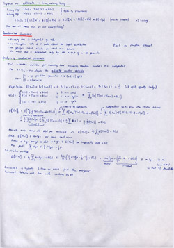 MIT Algorithms Lecture 4 Notes Thumbnail. Page 2 of 2.