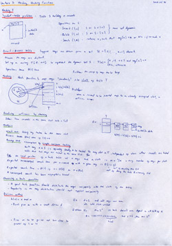 MIT Algorithms Lecture 7 Notes Thumbnail. Page 1 of 2.