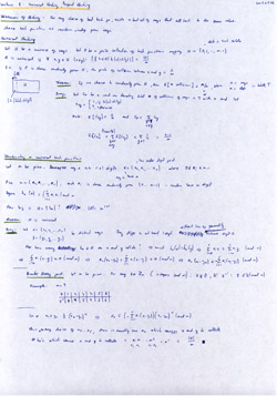 MIT Algorithms Lecture 8 Notes Thumbnail. Page 1 of 2.