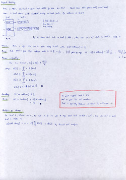 MIT Algorithms Lecture 8 Notes Thumbnail. Page 2 of 2.