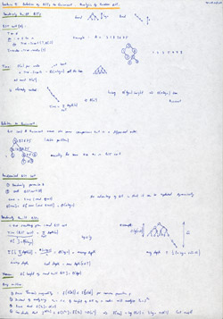 MIT Algorithms Lecture 9 Notes Thumbnail. Page 1 of 2.
