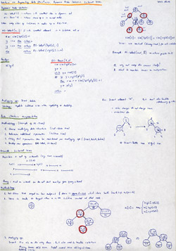 MIT Algorithms Lecture 11 Notes Thumbnail. Page 1 of 2.
