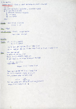MIT Algorithms Lecture 11 Notes Thumbnail. Page 2 of 2.