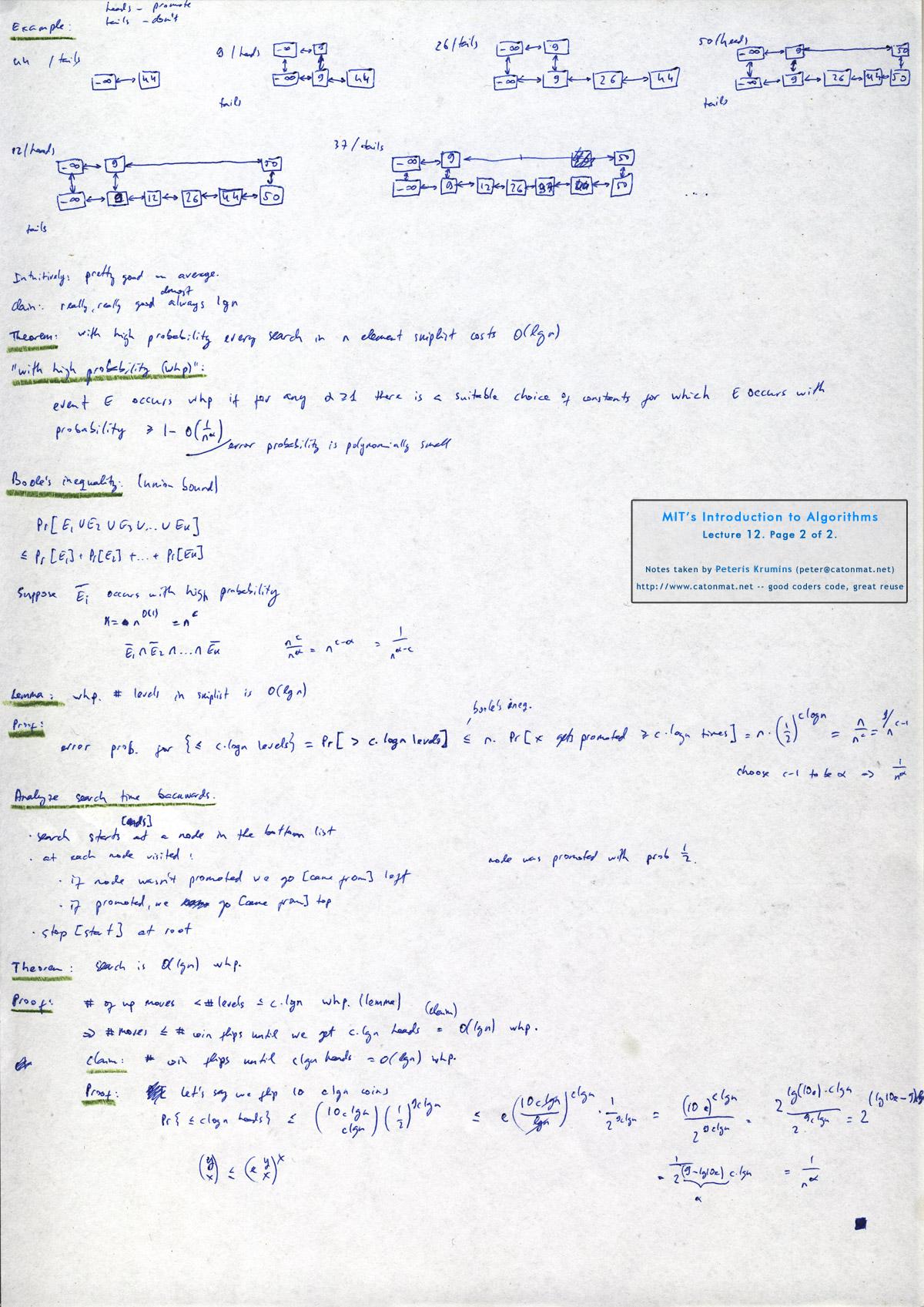 Algorithm Course Online