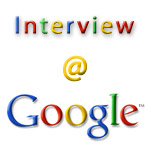 My Job Interview at Google