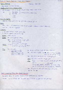 MIT Algorithms Lecture 15 Notes Thumbnail. Page 1 of 2.