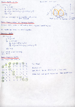 MIT Algorithms Lecture 15 Notes Thumbnail. Page 2 of 2.