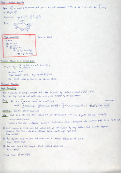 MIT Algorithms Lecture 19 Notes Thumbnail. Page 2 of 2.