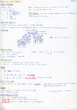 MIT Algorithms Lecture 20 Notes Thumbnail. Page 1 of 2.