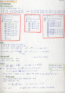 MIT Algorithms Lecture 21 Notes Thumbnail. Page 1 of 2.