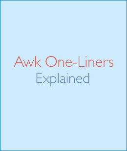 Awk One-Liners Explained, Part II: Text Conversion and