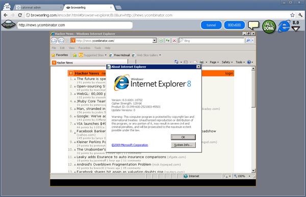 internet explorer 9 32bit