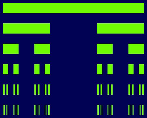 - cantor set fractal - More Fractal Curve Generators