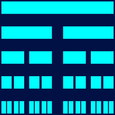 - general cantor set fractal - Even More Fractal Curve Generators
