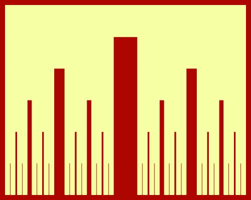 - generalized cantor set fractal - More Fractal Curve Generators