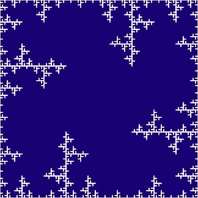 - l system icy fractal - L-system Generator