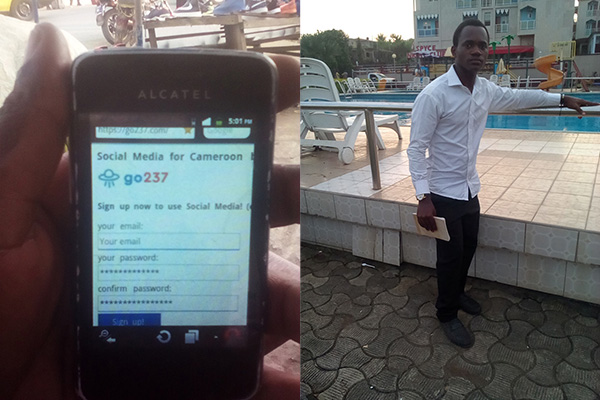 - go237 godwill tetah - Browserling has helped Cameroonians restore Internet freedom