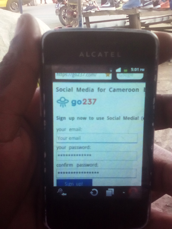 - go237 phone - Browserling enables Cameroonians to stay connected on social media