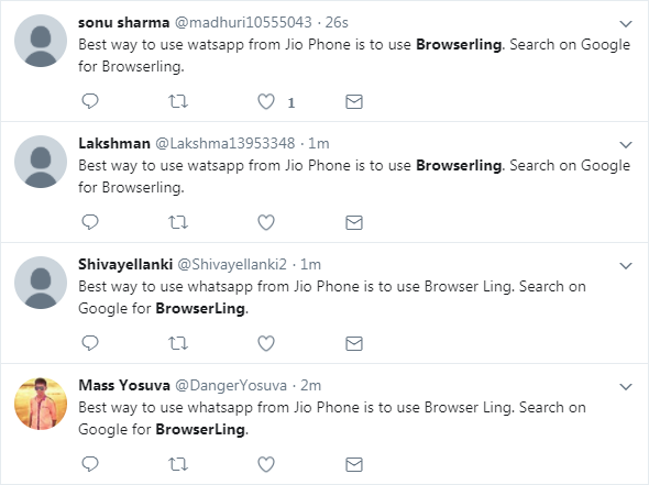 incredible events at browserling (must read) - tweets about browserling without mention - Incredible events at Browserling (must read)