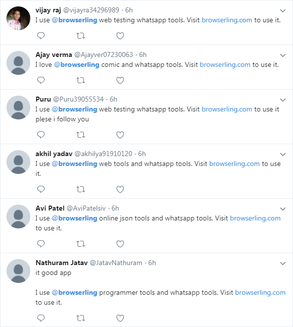 incredible events at browserling (must read) - tweets about browserling - Incredible events at Browserling (must read)
