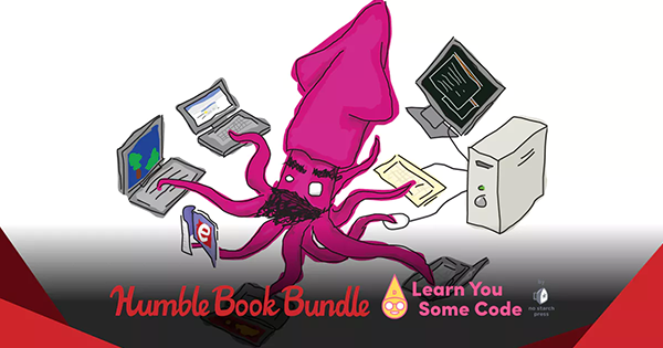 - learn you some code humble book bundle - My book Perl One Liners is in Humble Book Bundle again