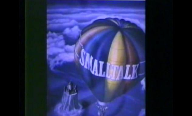 25th anniversary of Smalltalk.