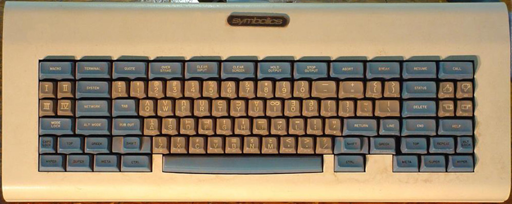 Here is why Emacs uses the Meta key