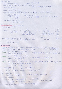 MIT Algorithms Lecture 2 Notes Thumbnail. Page 2 of 2.