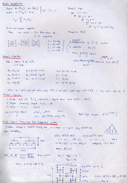MIT Algorithms Lecture 3 Notes Thumbnail. Page 2 of 2.