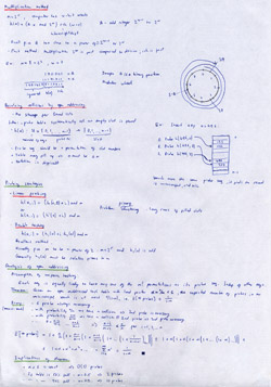 MIT Algorithms Lecture 7 Notes Thumbnail. Page 2 of 2.