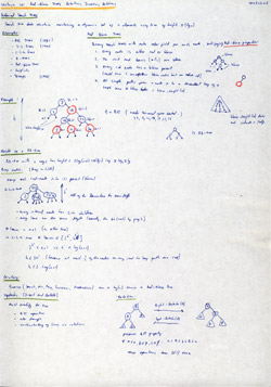 MIT Algorithms Lecture 10 Notes Thumbnail. Page 1 of 2.