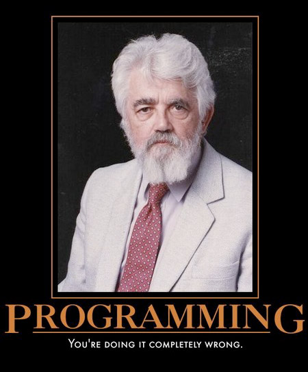 John McCarthy - You're Programming Completely Wrong