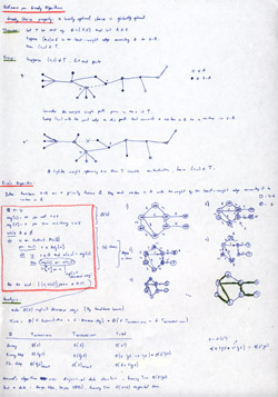MIT Algorithms Lecture 16 Notes Thumbnail. Page 2 of 2.