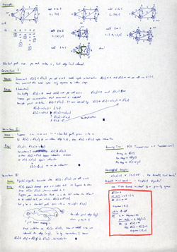 MIT Algorithms Lecture 17 Notes Thumbnail. Page 2 of 2.