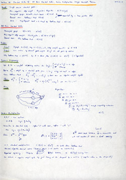MIT Algorithms Lecture 19 Notes Thumbnail. Page 1 of 2.