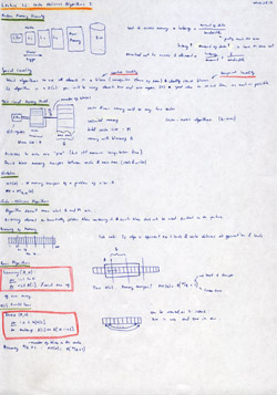 MIT Algorithms Lecture 22 Notes Thumbnail. Page 1 of 2.