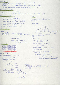 MIT Algorithms Lecture 22 Notes Thumbnail. Page 2 of 2.