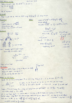 MIT Algorithms Lecture 23 Notes Thumbnail. Page 2 of 2.